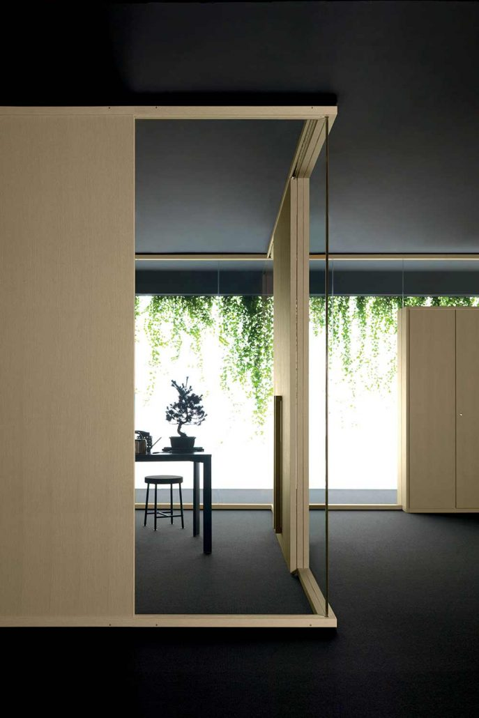 pareti divisorie woodwall 9