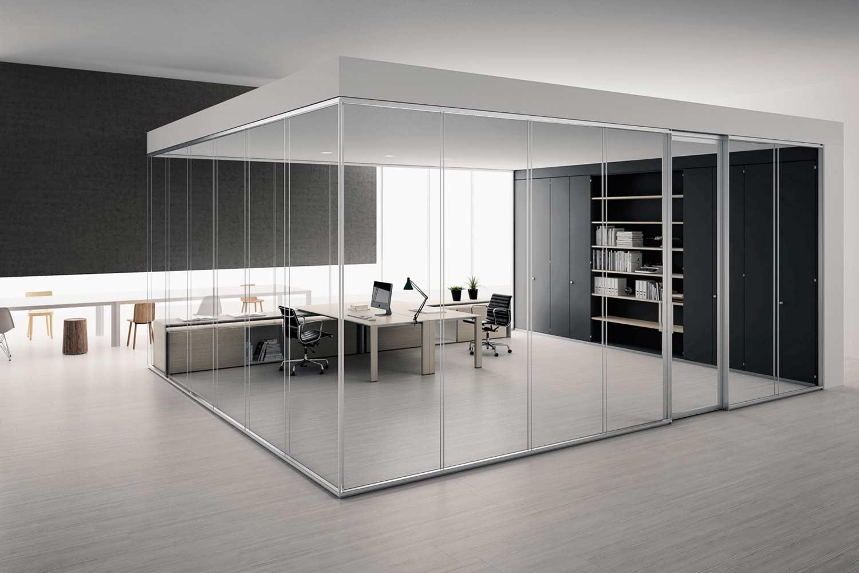 pareti mobili vision 1