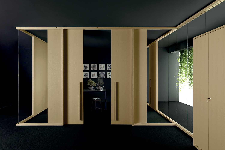 pareti mobili woodwall 3