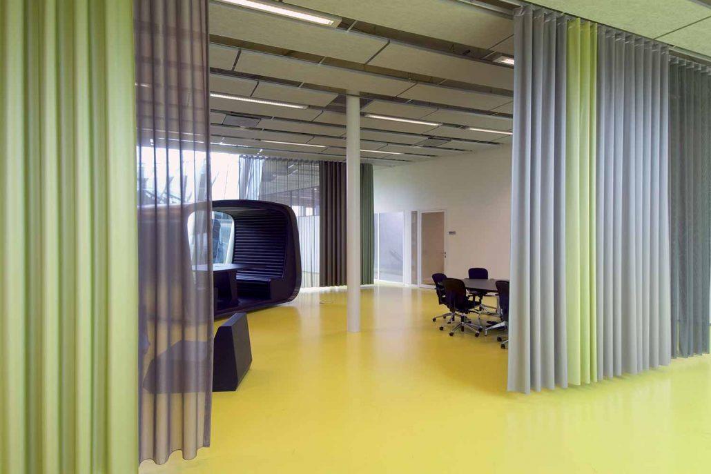 Tende per ufficio a Como, Varese, Monza Brianza, Milano, Sondrio
