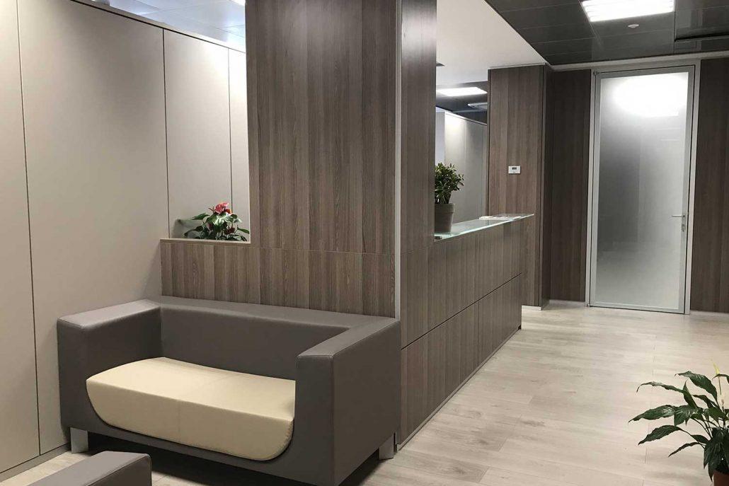 Architettura integrata per l'ufficio Como, Varese, Monza ...